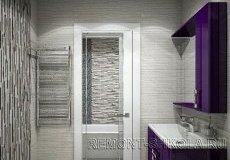 Дизайн невеликої ванної кімнати