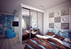 Дизайн спальні однокімнатної квартири