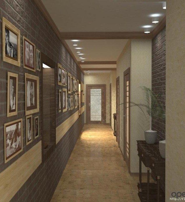 Домашні ідеї для коридору