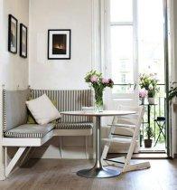 Хочу диван на кухні!