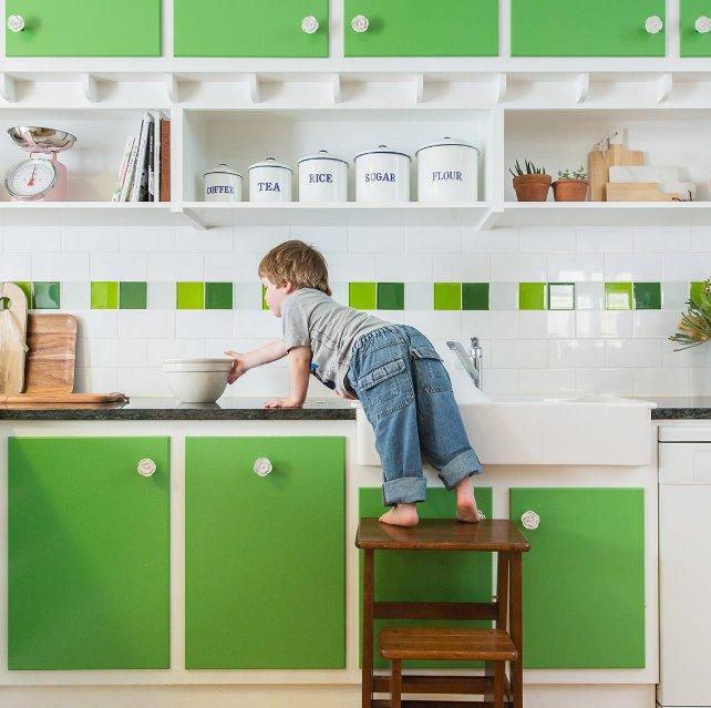 Як зробити кухню яскравіше: 23