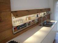 Особливості облаштування лінійної кухні