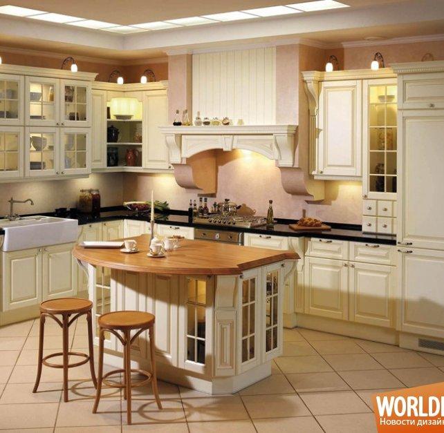 різні ідеї кухонь