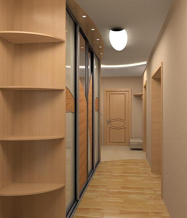 Ремонт коридору в квартирі