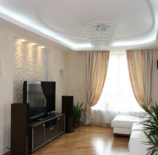 Ремонт трикімнатної квартири