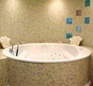 Ремонт ванної кімнати без кахлю